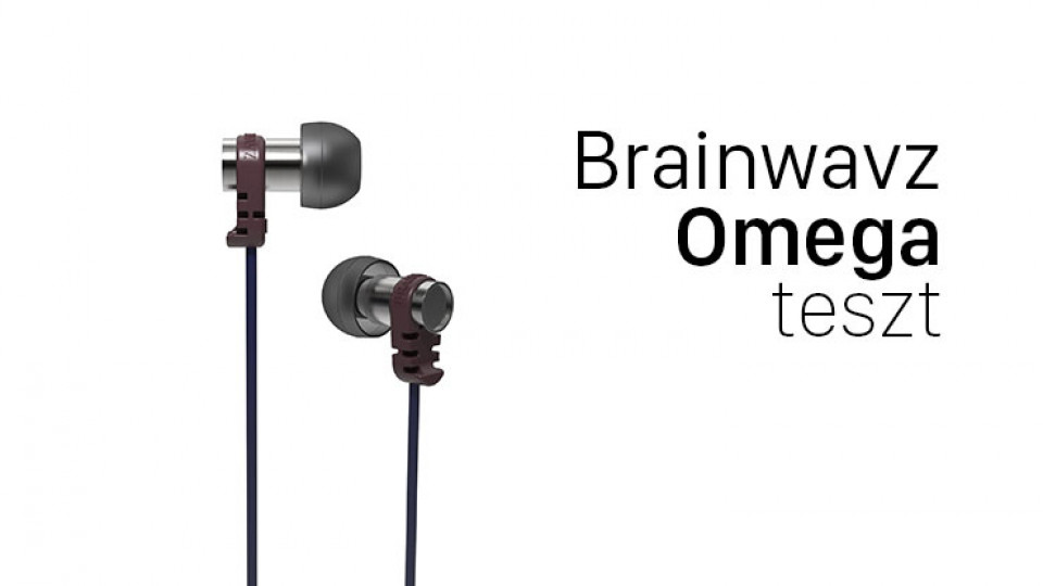 Olcsón prémium-fülhallgató ! - Brainwavz Omega  TESZT  ‹ Rendszerigény dfc1f4af1a